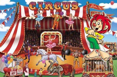 Belépő a Pumukli cirkusza bábos meseelőadásra