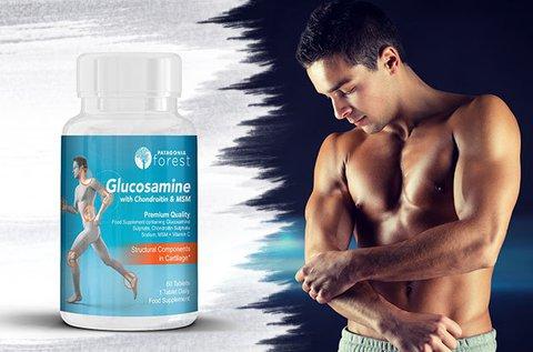 Glükozamin-kondroitin MSM 3 az 1-ben tabletta