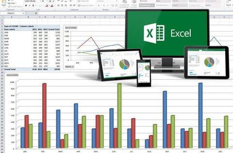 1 éves online Microsoft Excel tanfolyam