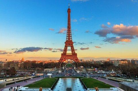 Barangolás a fények városában, Párizsban