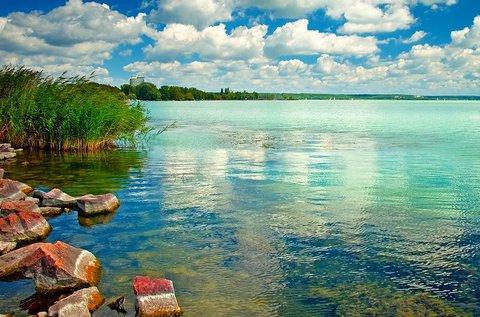 3 napos vízparti feltöltődés Balatonlellén, hétvégén is