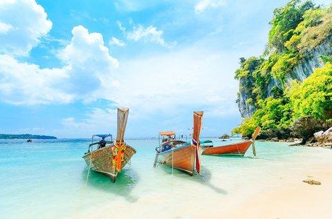 1 hetes őszi vakáció Thaiföldön repülővel