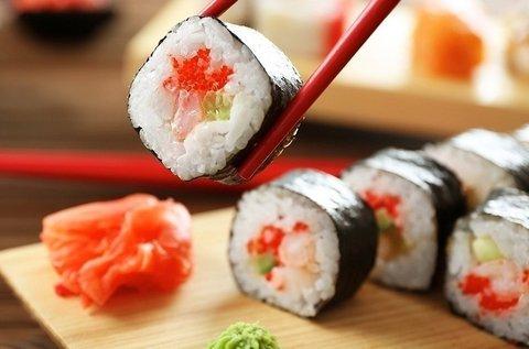 30 db-os ízletes sushi a Buddha Originalban