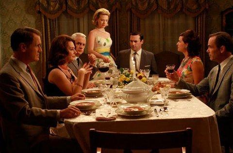 Nyomozós társas- vagy szerepjáték vacsorával