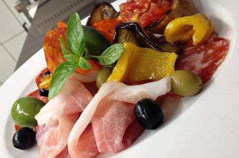 3 fogásos olasz vacsora a belvárosban