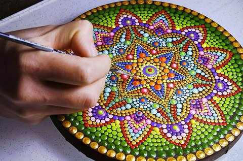 Különleges festő workshop választható témában