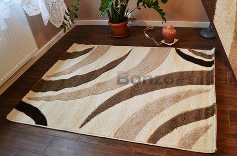 Freeze hőszigetelő szőnyeg csíkos mintával