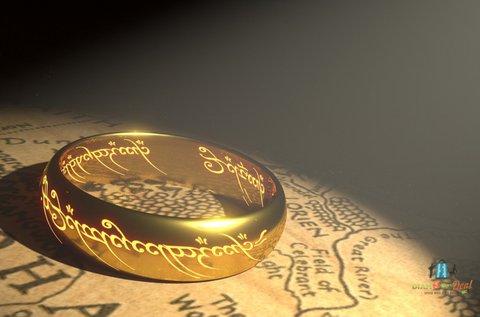 Gyűrűk Ura szabadulós játék 2-6 fő részére