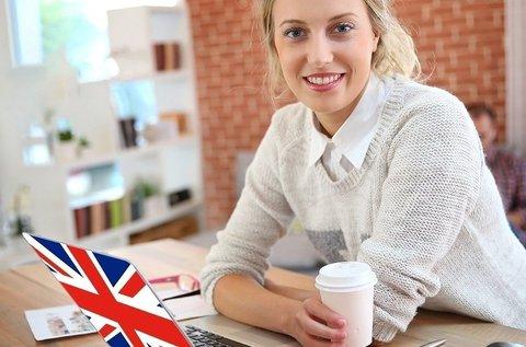 Online angol nyelvtanfolyam kezdőtől felsőfokig