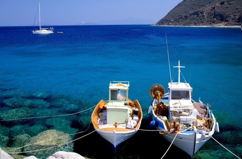 8 nap a legzöldebb görög szigeten, Korfun