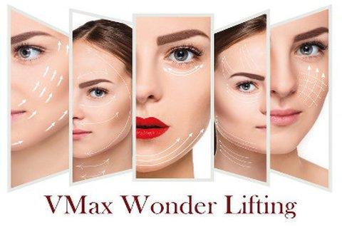 VMax Wonder Lifting feszesítés arcon és tokán