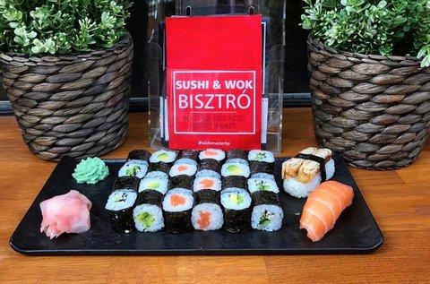 26 db-os sushi válogatás 2 fő részére