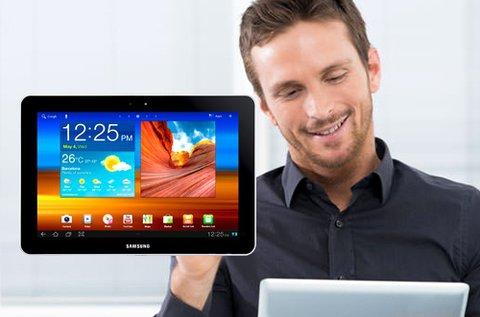 Dummy Tab élethű Samsung Galaxy tablet