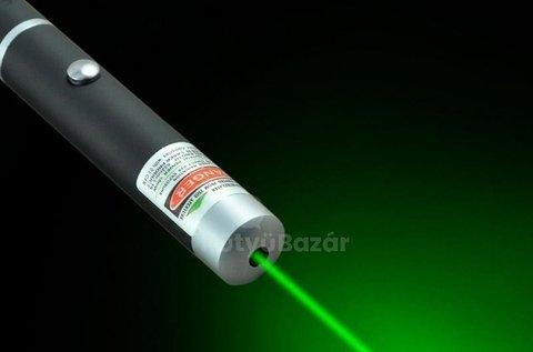 Extra erős lézertoll zöld fénnyel