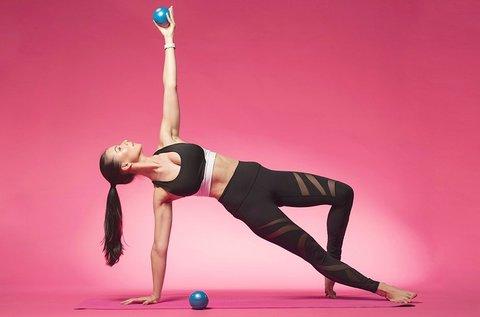 Mélyizom erősítő pilates személyi edzés