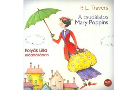 A csudálatos Mary Poppins hangoskönyv