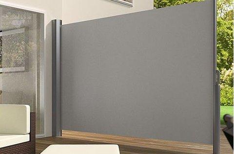 Kihúzható árnyékoló vagy térelválasztó fal