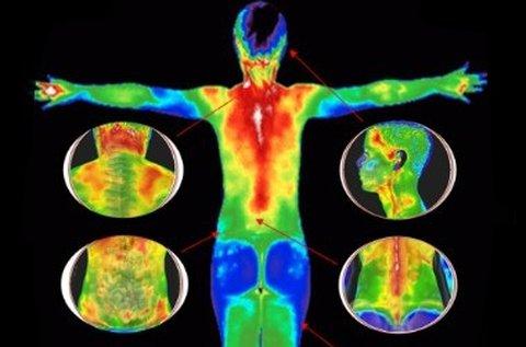 Orvosi termográfiás állapotfelmérés