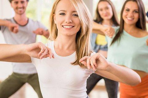 Alakformáló zumba edzés 4 alkalommal