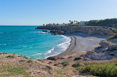 Tengerparti lazítás a spanyol partvidéken