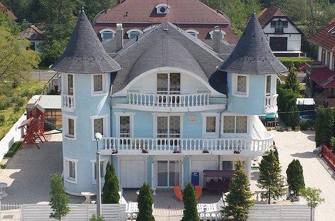 3 napos családi feltöltődés a Balatonnál, Siófokon