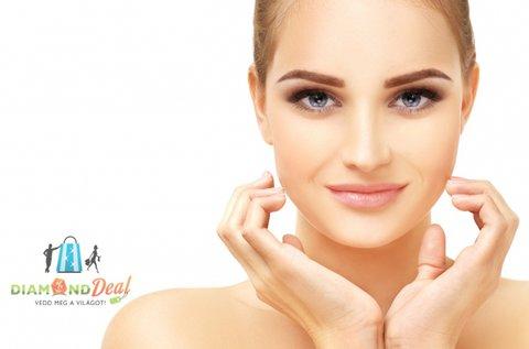 Tavaszi mélytisztító kezelés az üde arcbőrért