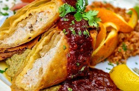 Autentikus mexikói és Tex-Mex ételek 2 fő részére