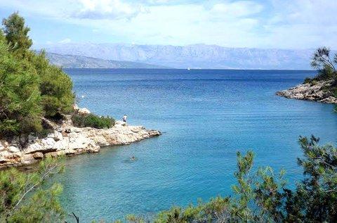 1 hetes vakáció a napsütéses Hvar-szigeten